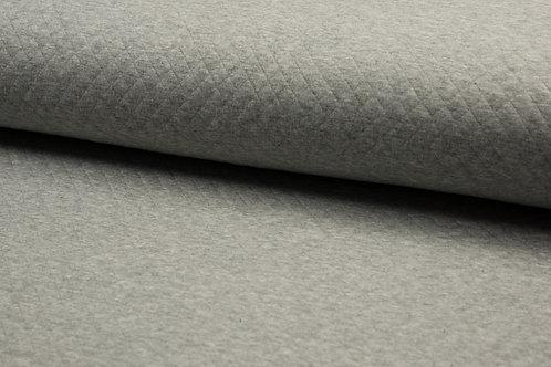 Sweat Cotton Diamond Mid Grey