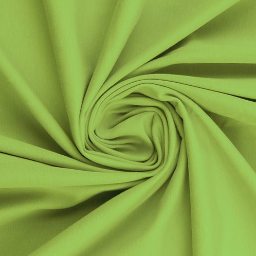 Jersey VANESSA grasgrün - Swafing