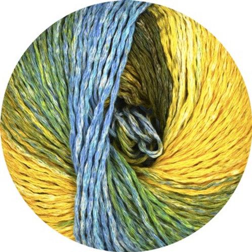 Linie 457 Cavacalla gelb gr�n blau braun