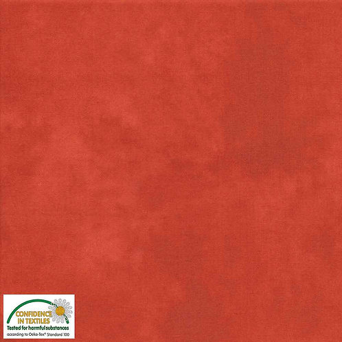 PW-Stoff - Quilters Shadow - STOF - terracotta