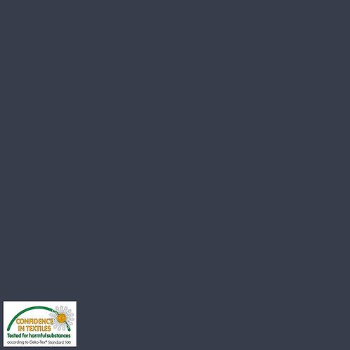 Avalana Jersey Solid uni dunkelblau STOF