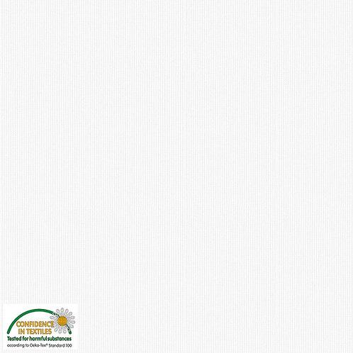 Avalana Rib Jersey weiß - Stof - Bündchen
