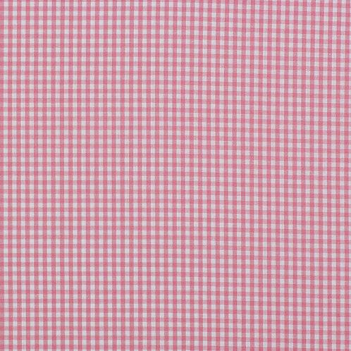 PW Stoff Canstein karo pink