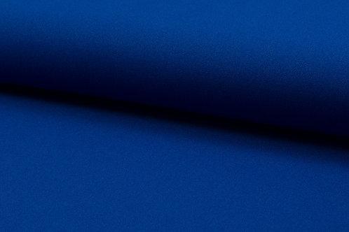 Bi-Stretch uni royalblau 147cm 100% Poly