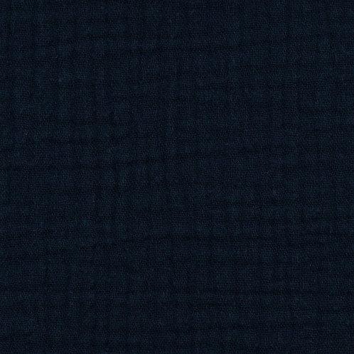 Musselin/Double Gauze - Jenke du.blau - Swafing