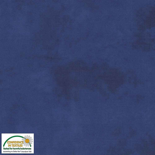 PW-Stoff - Quilters Shadow jeansblau - STOF