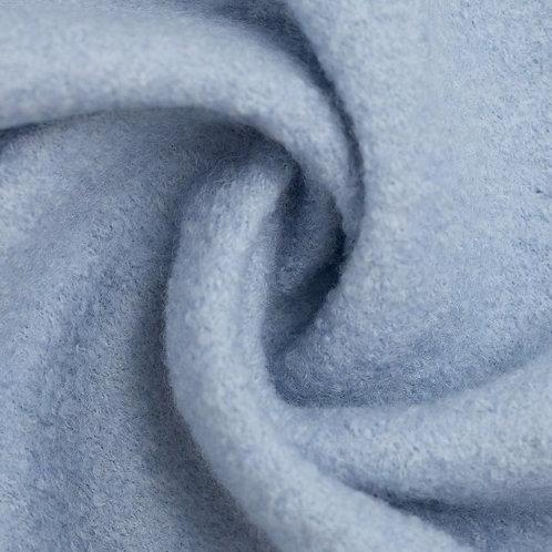 Wollwalk gekochte Wolle 100% Wolle - Naomi hellblau