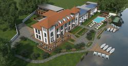 Békésszentandrás - Hotel 3D Exterior