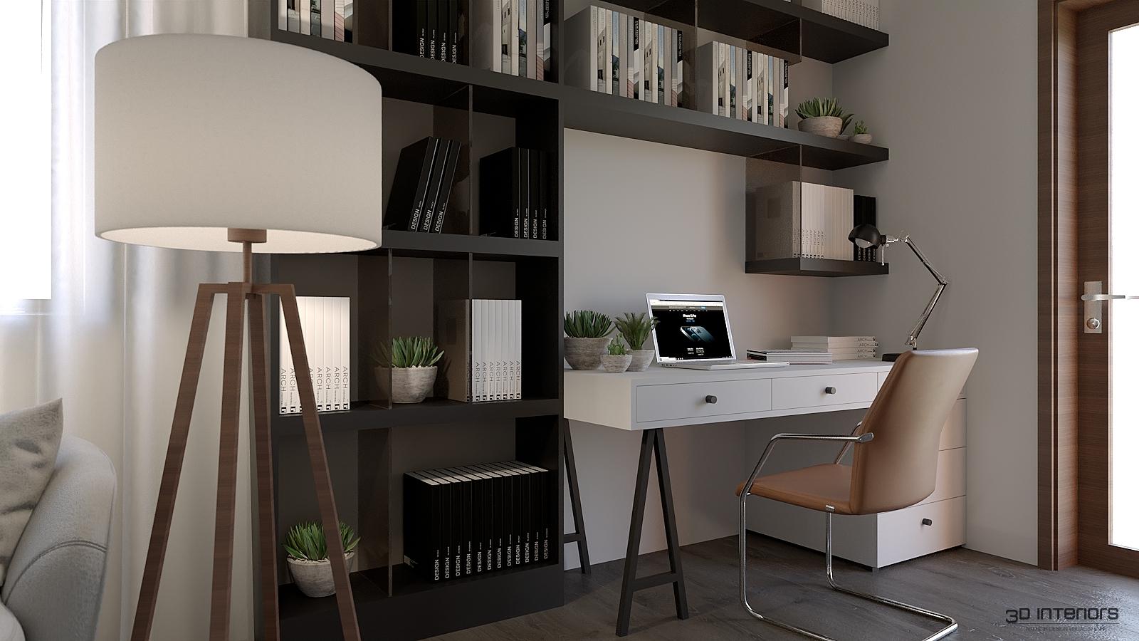 Dolgozószoba / Olaszország