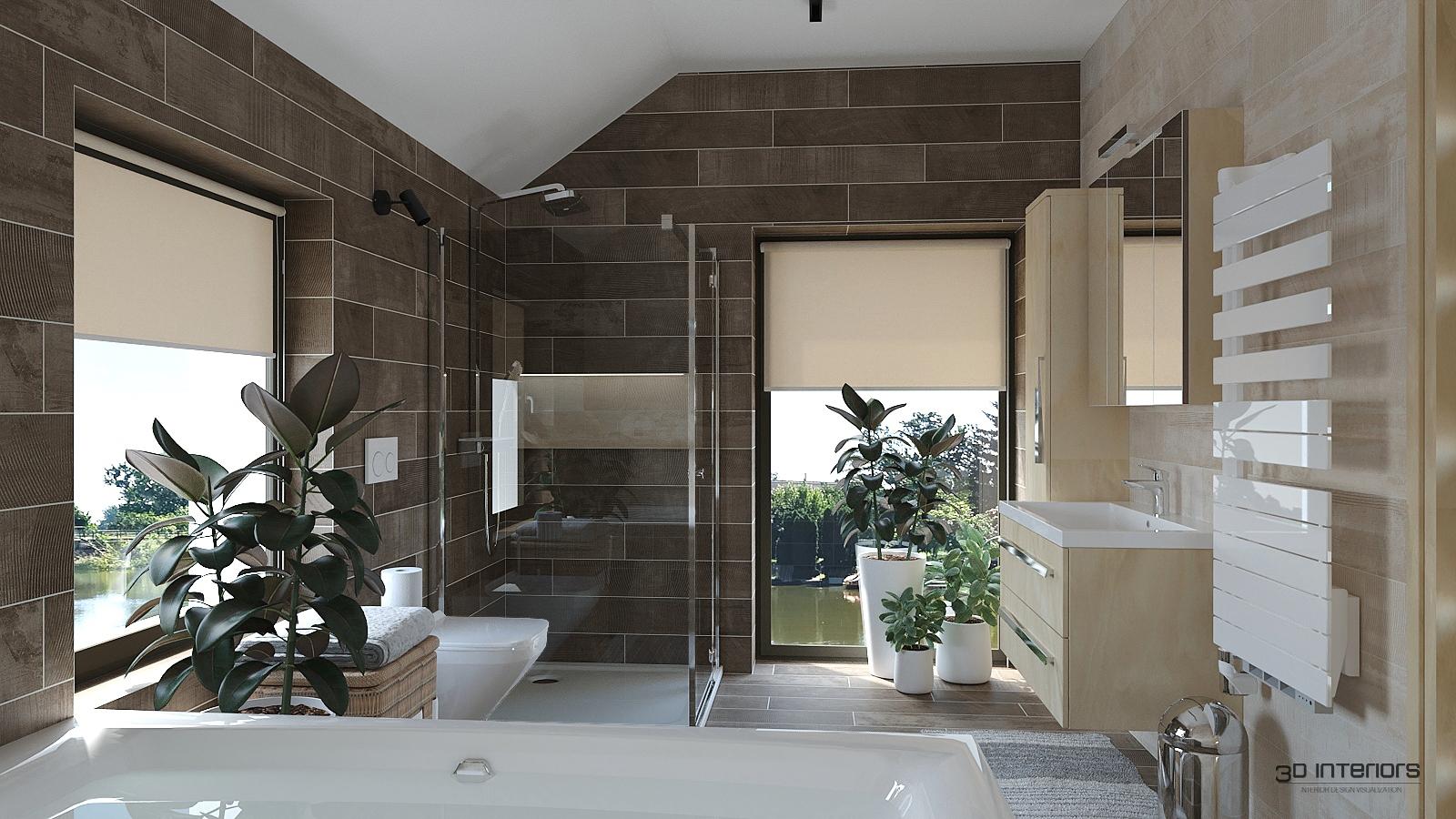 3D Fürdőszoba Tervezés / Cerdomus - Kendo