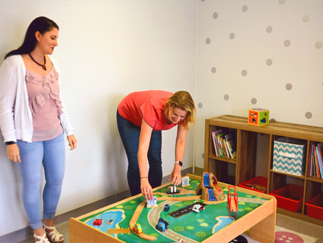 Pender Pediatric Therapy: A Place for Families