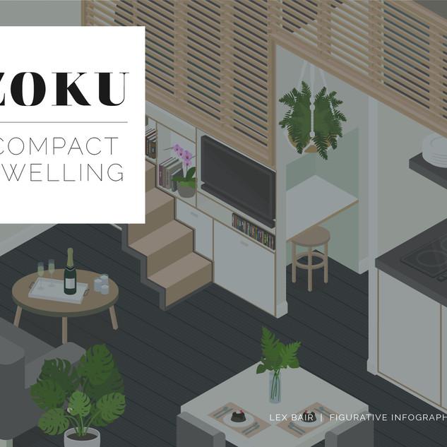 Zoku Efficiency Dwelling