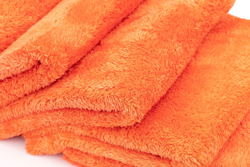 Orange Edgeless paint protection towels 16 X 16