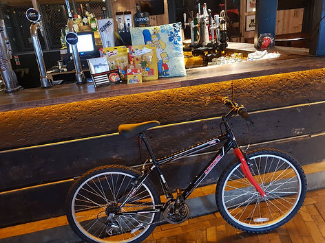 Win great prizes at our weekly quiz in Cuckoo