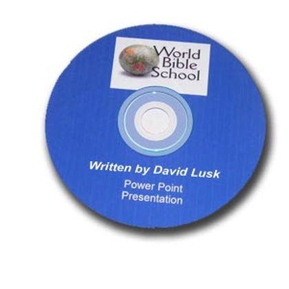World Bible School CD