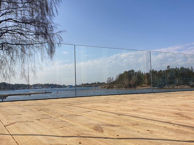 Lasikaide Espoossa