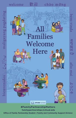 All Families Welcome Here