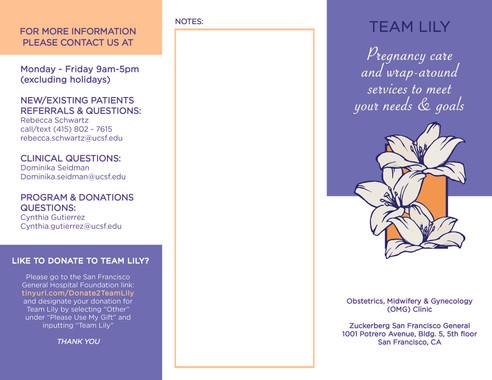 Team Liliy pg. 1