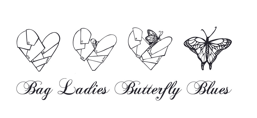 Bag Ladies Butterfly Blues