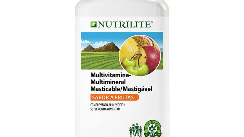 (crianças) Multivitaminas / Multiminerais Mastigáveis NUTRILITE™