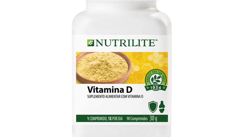 Vitamina D NUTRILITE™