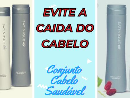 CABELO SAUDÁVEL ANTI-QUEDA