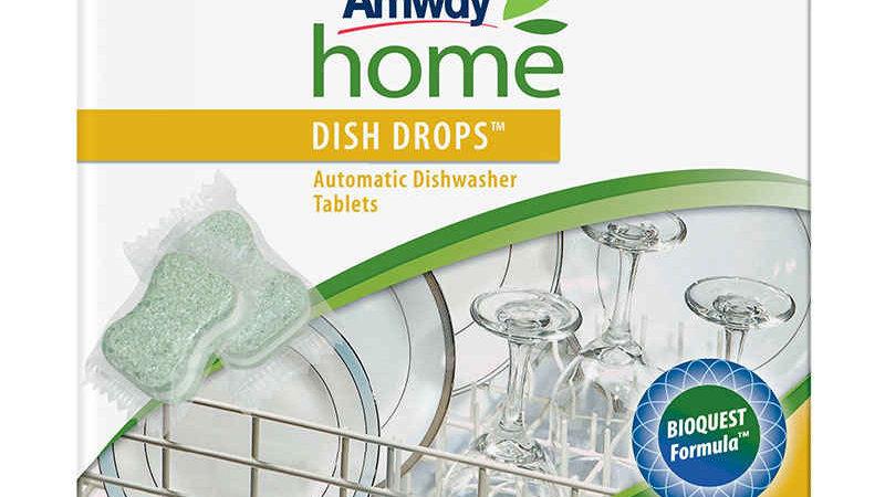 Dish Drops Detergente para a máquinas de lavar loiça em pastilhas