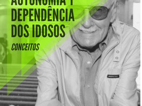 Independencia, Autonomía y dependência dos idosos