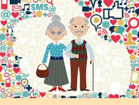 Utilização de redes sociais para ocupação e lazer da população idosa
