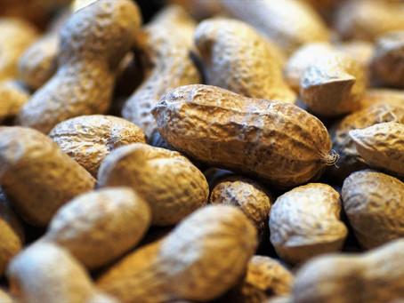 - Alergia ao amendoim