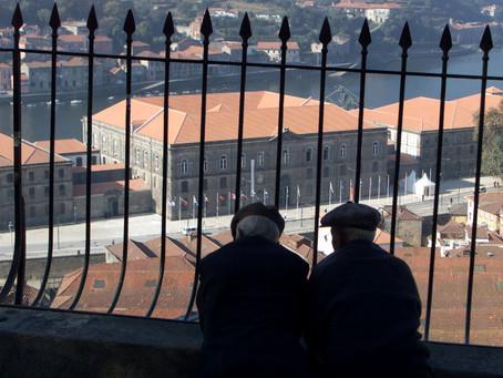 Portugal com mais 638 mil idosos