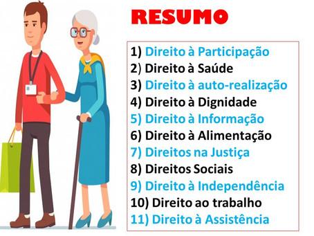 Direitos da Pessoa idosa em Portugal