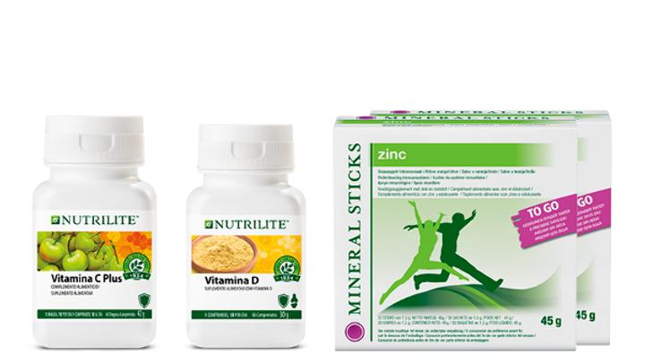 Kit Imunidade NUTRILITE™