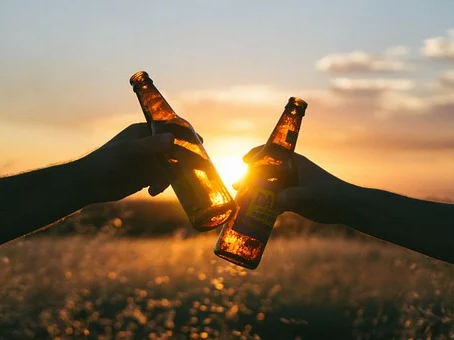 10- intolerância ao álcool.