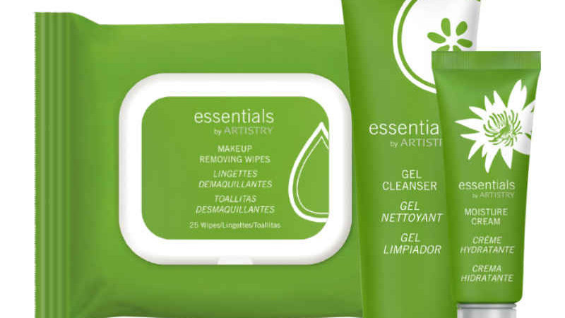 Conjunto com Creme Hidratante essentials by ARTISTRY™