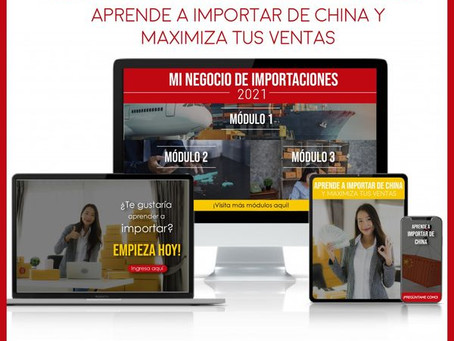 MI NEGOCIO DE IMPORTACIONES 2021