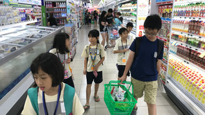 [2018] JUN Outing @ Northpoint Mall (NTUC & Library)