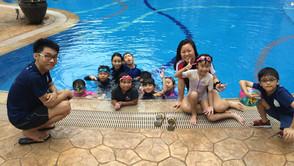 [2016] NOV Outing @ Season's Park Condo (Swimming)