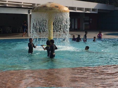 [2017] JUN Outing: Toa Payoh Complex (Swimming)