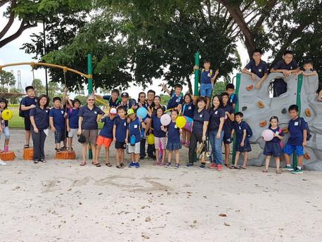 [2017] JUN Field Trip @ West Coast Park & NKF Learning Journey