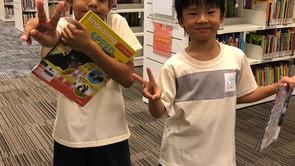 [2018] JUN Outing @ Bishan (Library) + & J8 Playground