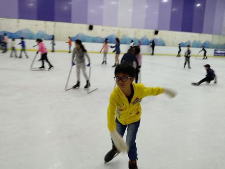 [2019] DEC Field Trip @ Ice Skating & Movie