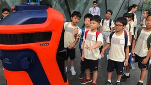 [2019] JUN Field Trip @ Changi Jewel & Milo Factory Learning Journey