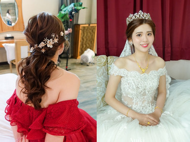 保證讓讓老公再度愛上你!6大經典又耐看的新娘造型大公開
