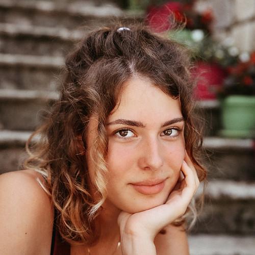 Jelena from Kotor, Montenegro