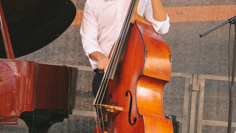 Scandinavian Spirit in Jazz: Soulful Story from bass player with an exceptional gift, Viktor Nyberg