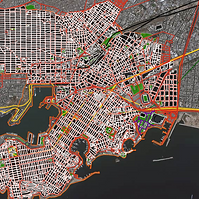 piraeus  urban analysis