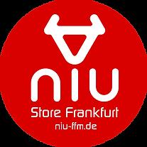NIU Store Frankfurt Logo