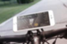 Handy Halterung E-Bike Vermietung Vespaverleih