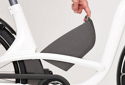 Elby E-Bike Akku für Vermietung